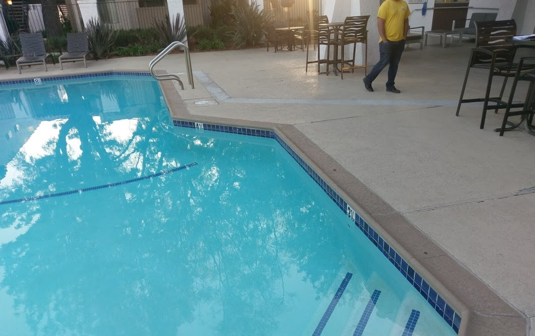Santa Ana Pool Remodeling and Plastering