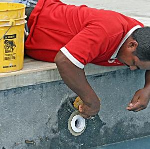 specialized pool maintenance